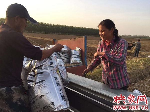 汝南县老君庙镇桂梅:农家女的土地梦