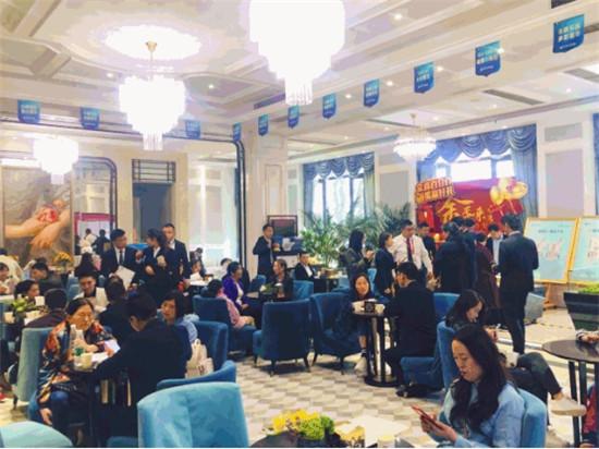 和昌·水岸花城丨单月近万人到访,惠济红盘究竟是如何炼成的?