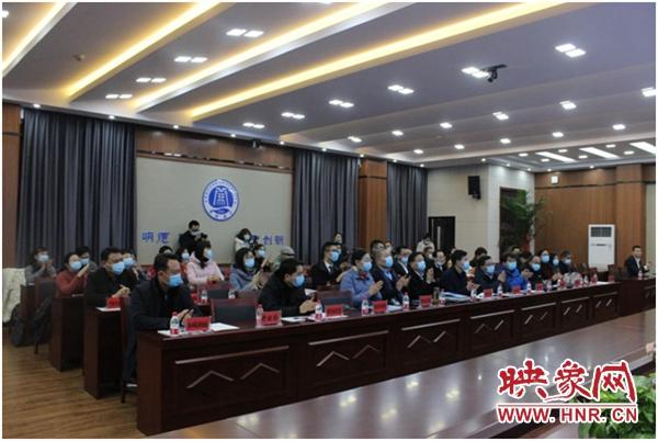 产教融合 开封文化旅游职业教育联盟成立