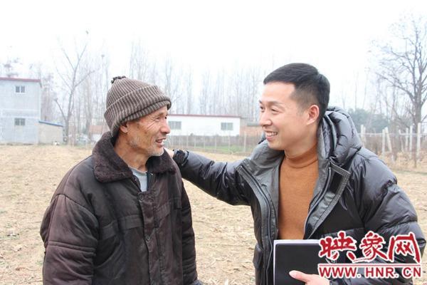 """新蔡县砖店镇:""""羊倌""""老王的脱贫路"""