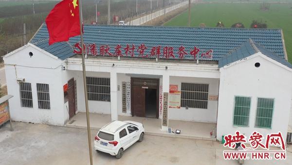 商丘潘耿庄村支部书记刘艳超:一定不能再落后