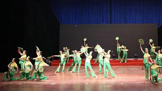 潢川县:广场舞跳出健康 舞出文明
