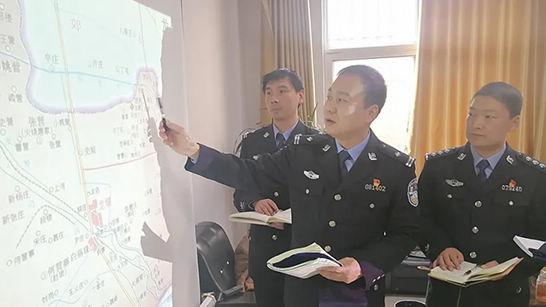 邓州民警何海静:刑侦战线上不一样的人生
