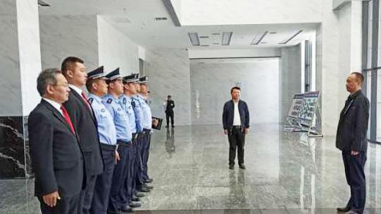 林州法院执行局开展腾房专项活动