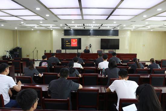 服务审判工作,提升业务水平!河南淇县法院开展民事诉讼法培训活动