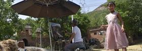 汝州市夏店镇:手绘为乡村旅游注入新活力