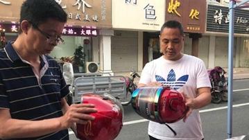 南乐县市场监督管理局开展头盔市场专项整治