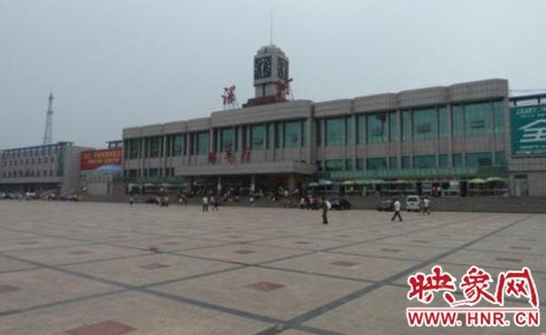 6月10日起漯河火车站广场全面整修 提升市容形象