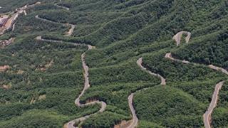 全国十大最美农村路评比 林石公路获推荐