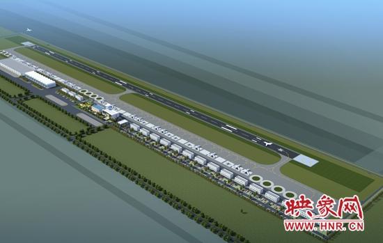 洛阳龙门通用机场已初具规模 有望6月底试飞
