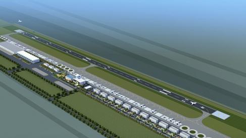 洛阳龙门通用机场初具规模 有望6月底试飞