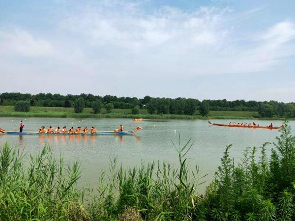 长垣市第二届全民龙舟大赛将于6月25日举办