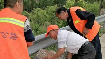 汝州市农村公路管理所开展农村公路大排查