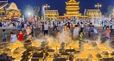 皇家驿站2020年文化旅游推介会启幕 欲点亮豫南夜经济