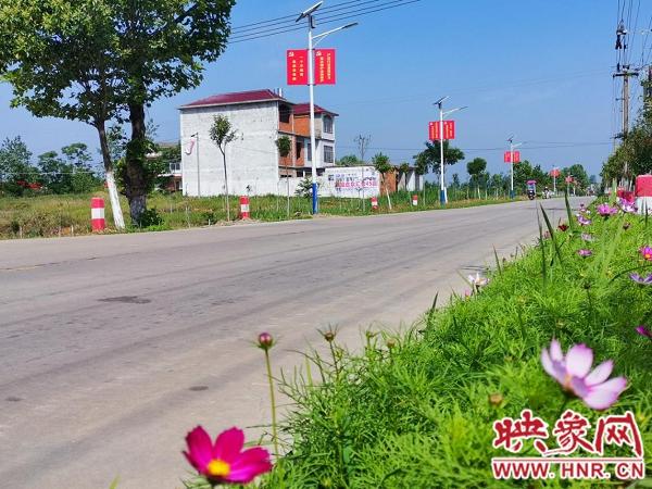 商城鄢岗:乡村振兴路上一道亮丽风景线