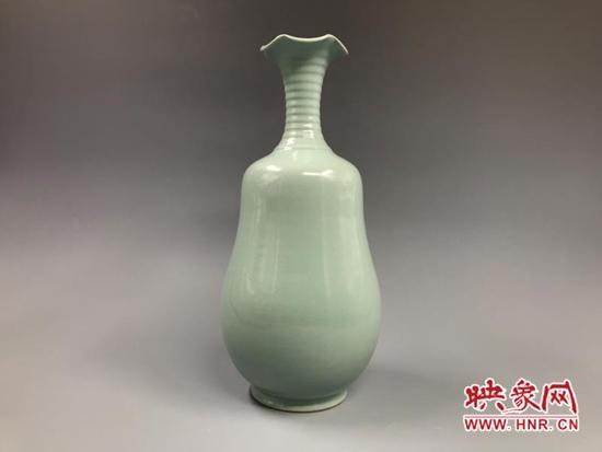 """好消息!宝丰县汝窑作品荣获 """"金凤凰"""" 七项大奖"""