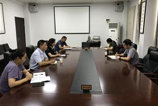 漯河市纪委检查指导郾城人社局工作
