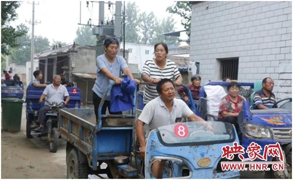 兰考县举行2020年防汛综合演练