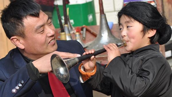 """杞县被命名为""""河南省民间文化艺术之乡"""""""