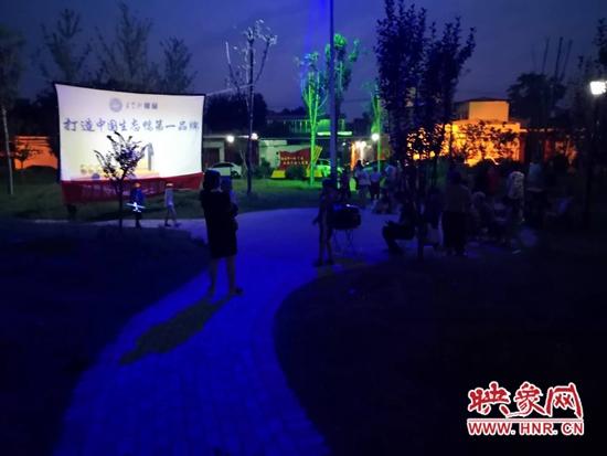 郏县:文化进社区 让乡风文明活起来