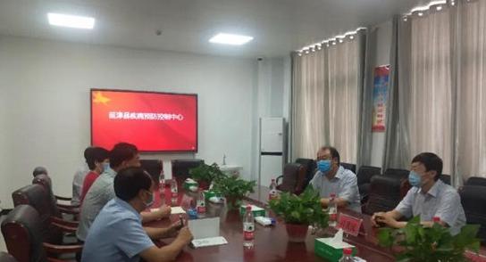 延津县建成新乡市首家核酸检测实验室