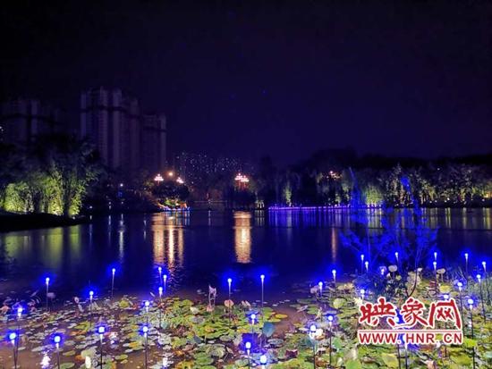 """洛阳古都夜八点:""""坊间少年""""贸易节将于7月10日启动"""