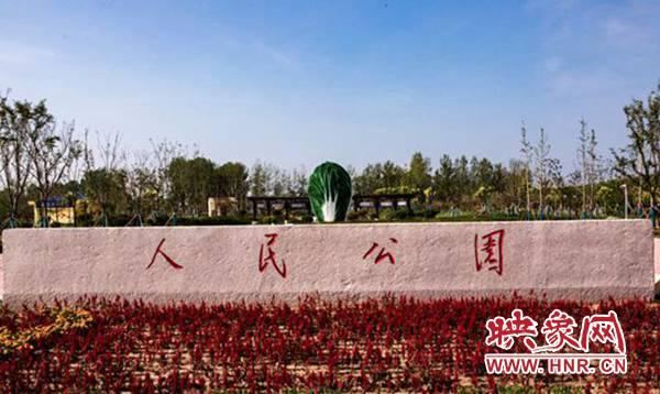 """永城市苗桥镇:乡村振兴有""""看头"""" 农民致富有""""奔头"""""""