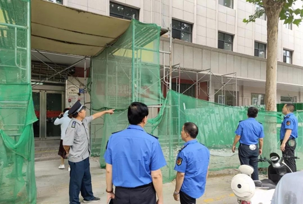 禹州市不动产登记交易中心为高考护航