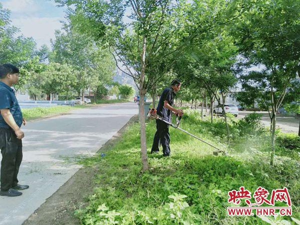 遂平县嵖岈山:农村环境美起来 农民日子富起来
