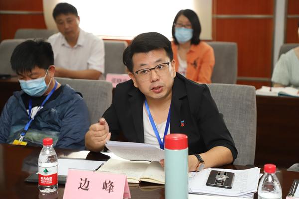 郑州高新区沟赵办事处开展创新片区人大代表选民接待日活动