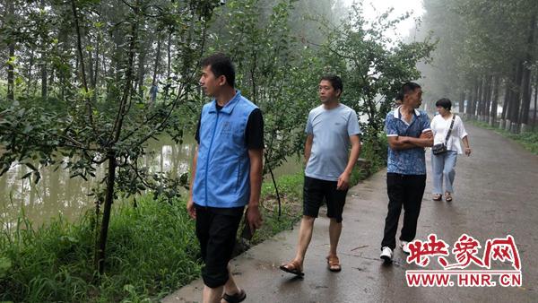 """尉氏县:网格化巡查 绷紧防溺水""""安全弦"""""""