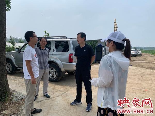 """西平县农业农村局:心系""""菜篮子"""" 确保稳产保供"""
