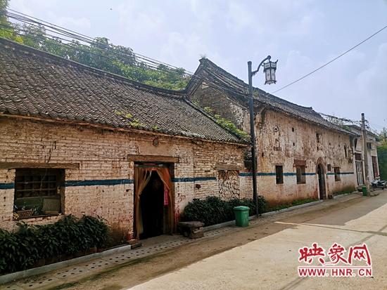 宝丰县李庄乡:传统村落绽新颜 美丽乡愁记心间