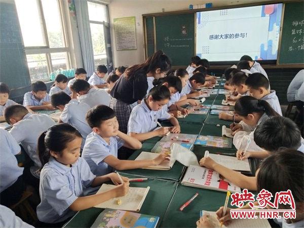 """点赞!新乡:青年志愿""""云支教"""" 帮扶乡村青少年"""