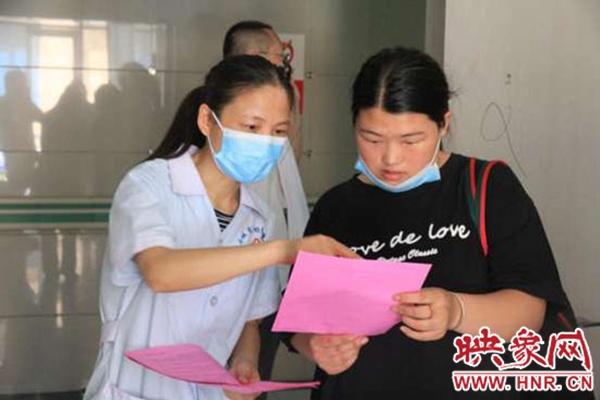 永城市妇幼保健院开展母乳喂养宣教活动