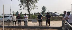 新蔡县李桥回族镇:扎实推进农村户厕改造