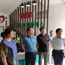 褚松涛到仲景街道调研指导全域党建助推社区治理工作