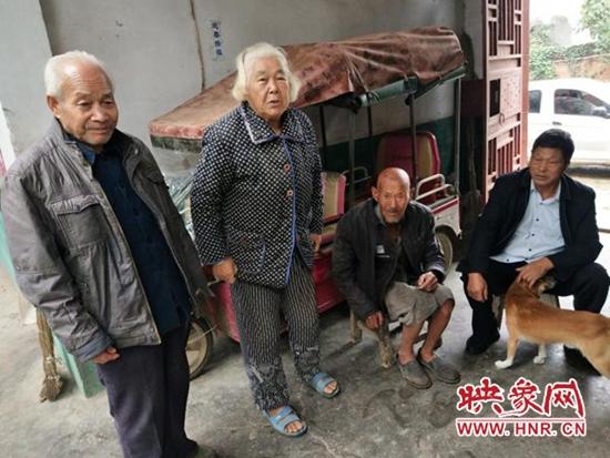 泌阳县刘国占:周到服务 得居民称赞