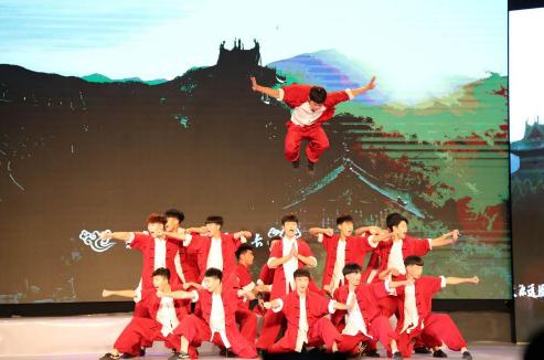 第二届中国动作影视发展与创新高峰论坛在河南登封举行