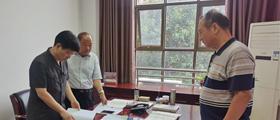 """鹤壁中院党组书记、院长刘明调研""""两个一站式""""建设工作"""