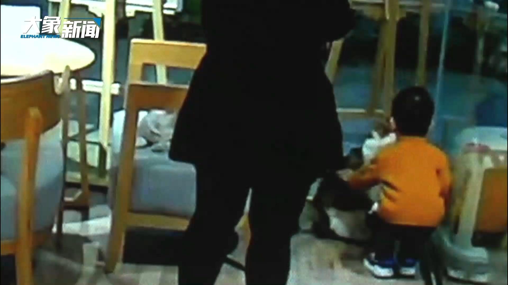 2歲孩子貓咖店被抓傷