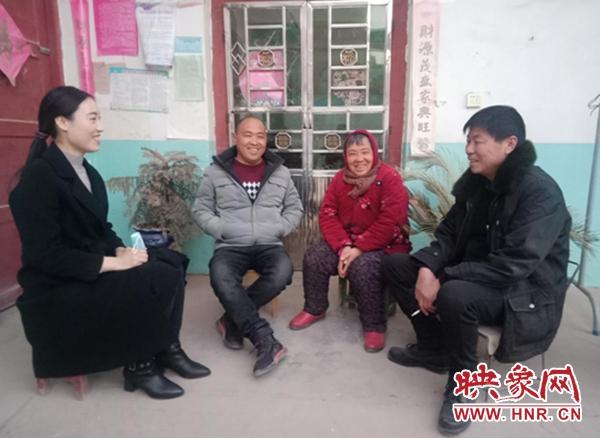 尉氏县洧川镇:脱贫户家传笑声