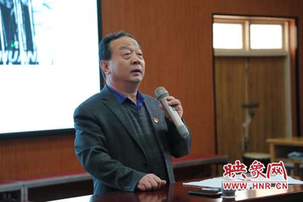 王庆飞:吃得好,住得好,精神文化生活更丰富
