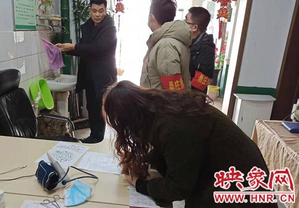 邓州市桑庄镇全力以赴抓好疫情防控工作