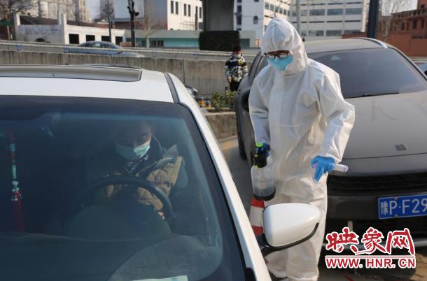 郑州市出租汽车行业结合实际情况 认真开展新冠疫情防控工作