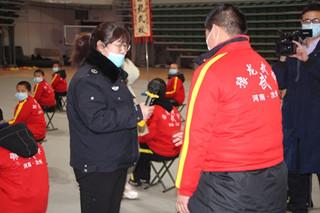 汝州市司法局开展普法进校园活动