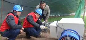 汝州市供电公司:优质服务 助农增收