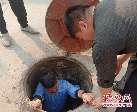 孟津县民警李向楠:在岗一分钟 尽职六十秒
