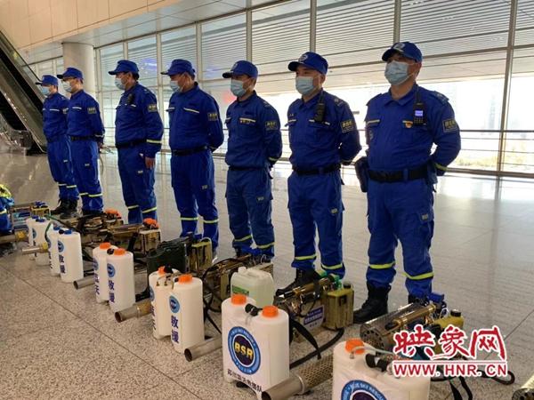 2021年春运正式开启 郑州铁路创新实行多项防疫措施