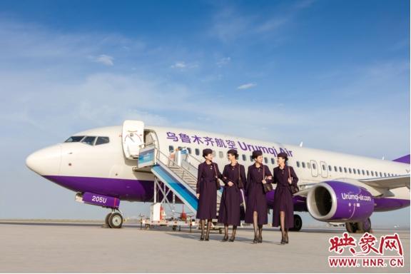2021年春节将至 乌鲁木齐航空在郑州机场新开两条旅游热门航线